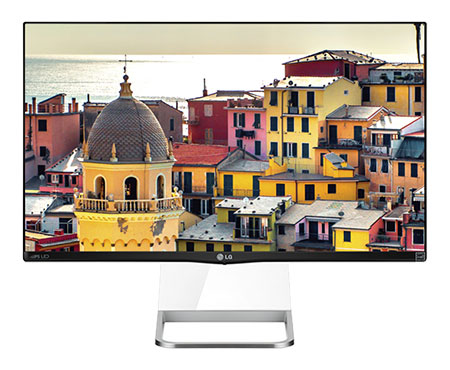 LG 24 LED 24MP77HM-P